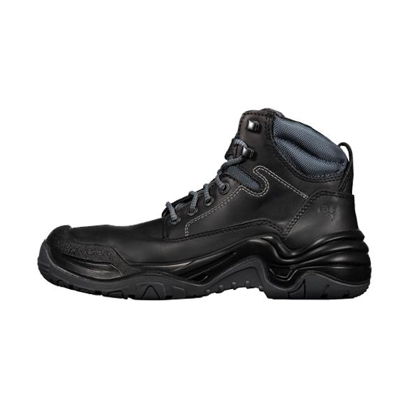 Zapato con Casco de Acero Biotech Berrendo Negro 3010 - 1