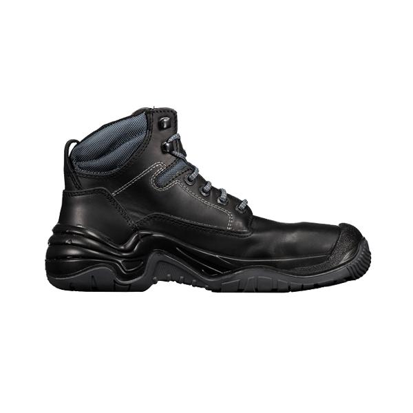 Zapato con Casco de Acero Biotech Berrendo Negro 3010 - 0