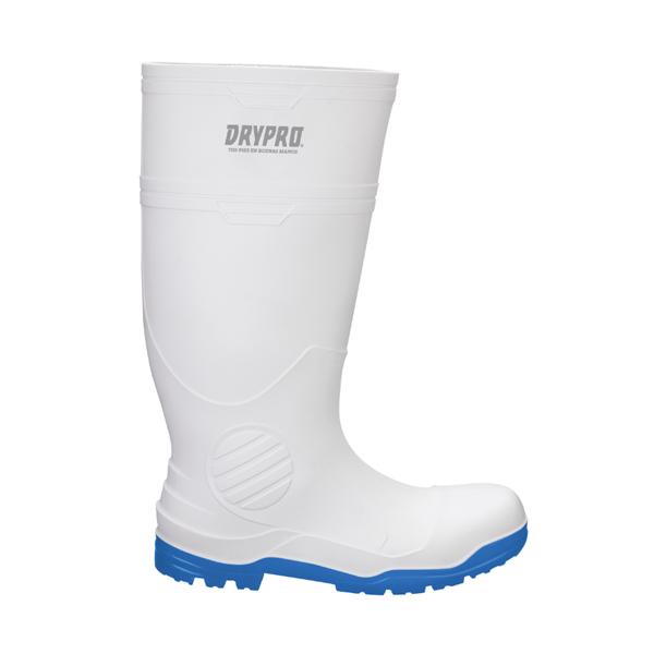 Bota Máxima Resistencia sin Casco UltraPro DryPro Blanco/Azul DPU550 - 0