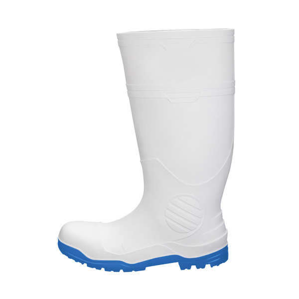 Bota Máxima Resistencia sin Casco UltraPro DryPro Blanco/Azul DPU550 - 1
