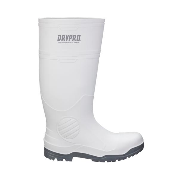 Bota Semindustrial sin Casco PRO2 DryPro Blanco/Gris DPS350