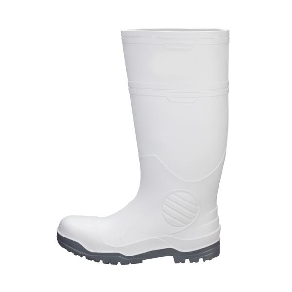 Bota Semindustrial sin Casco PRO2 DryPro Blanco/Gris DPS350 - 1