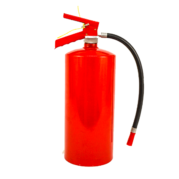 Extintor Cilindro de Lámina de PQS Fanex Rojo … 4.5 kg - 2