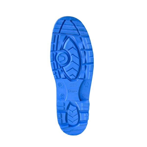 Bota Máxima Resistencia sin Casco UltraPro DryPro Blanco/Azul DPU550 - 2