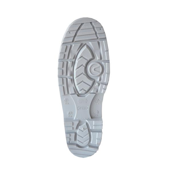 Bota Semindustrial sin Casco PRO2 DryPro Blanco/Gris DPS350 - 2