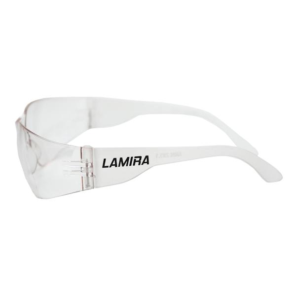LENTE DE SEGURIDAD LAMIRA MICA CLARA 2993-CL - 1