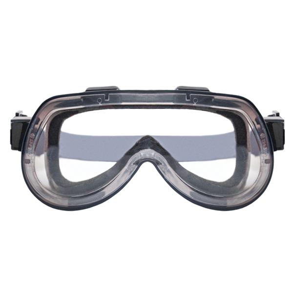 Monogoggle PVC Armazón Humo Antiempañante Serie 24 MCR Transparente 2410F …