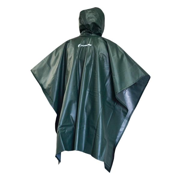 Impermeable PVC/Poliéster Calibre 0.35 mm Capamanga Jyrsa Verde DD-1124 2.00 m - 2