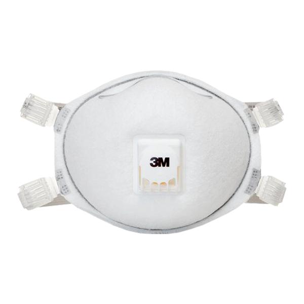 Respirador Desechable con Válvula Cool Flow para Humos Metálicos N95 8212 3M (Pza.) Blanco 70070708998 …