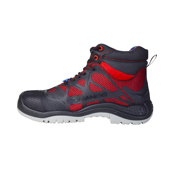 Zapato sin Casco Dieléctrico Sport+ Comando Rojo 1821 - 1