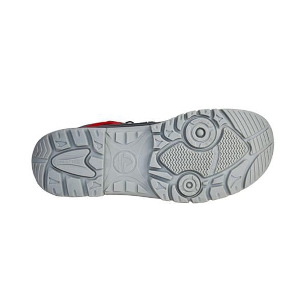 Zapato sin Casco Dieléctrico Sport+ Comando Rojo 1821 - 2