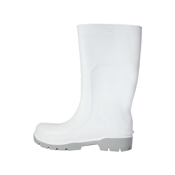 Bota Semindustrial Sanitaria sin Casco para Dama PRO2 DryPro Blanco/Gris LPS350 - 1
