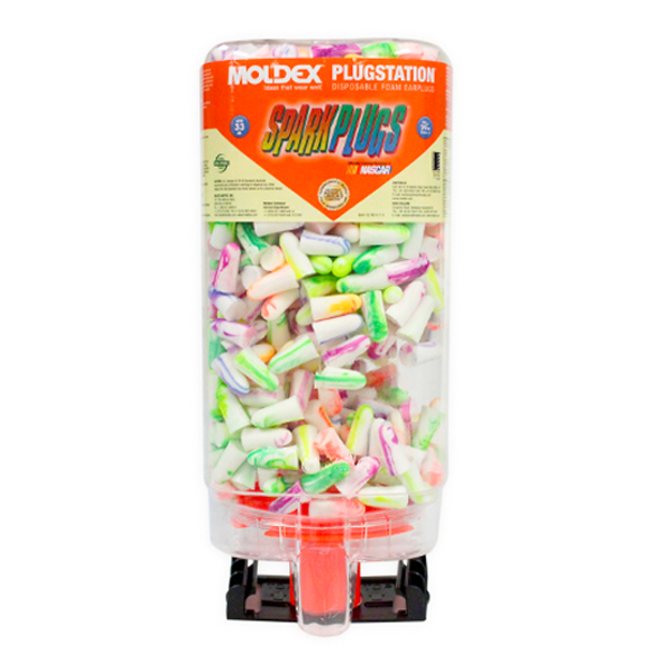 Dispensador SparkPlugs Moldex (Paq. con 500 pares) … 6645 … - 0