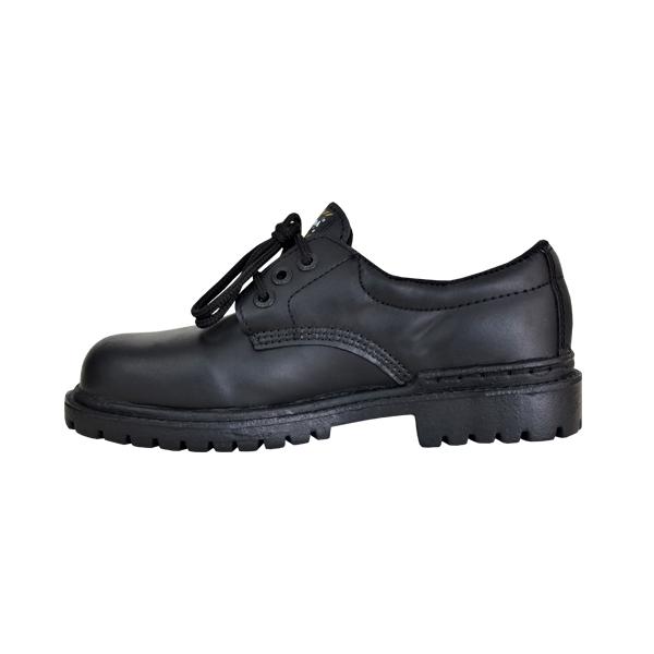 Zapato Choclo con Casco Celastic Armada Negro 102 - 1