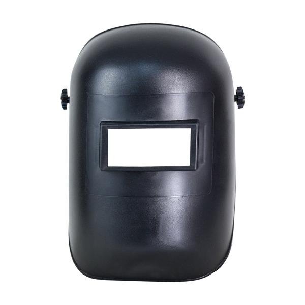 Careta Termoplástico con ventana Fija Infra Negro 2SC100 … - 0