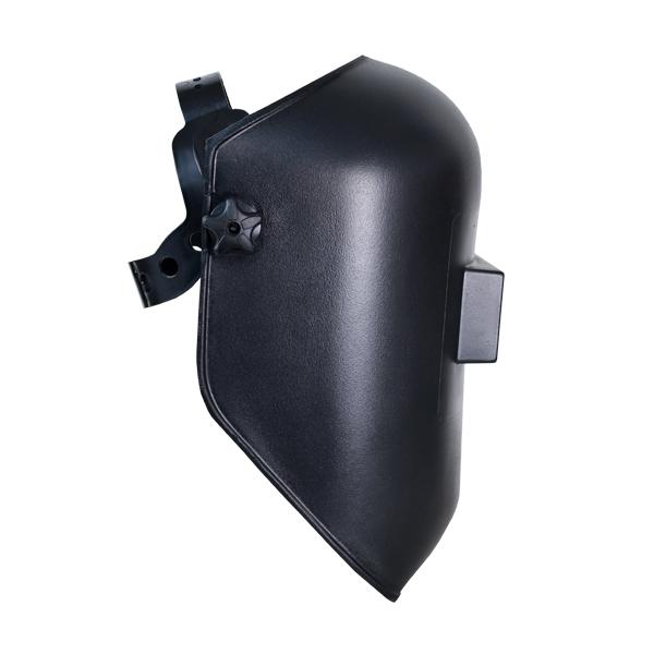 Careta Termoplástico con ventana Fija Infra Negro 2SC100 … - 1