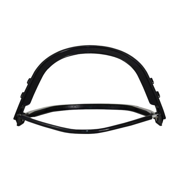 Adaptador para Protector Facial ABS para Casco Jyrsa Negro WW-1118 … - 2