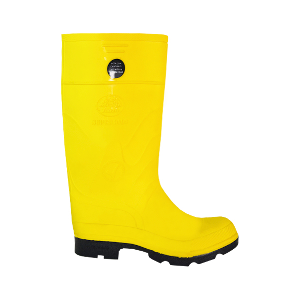 Bota con Casco de Acero Gasol Bata Industrials Amarillo/Negro 802-68068