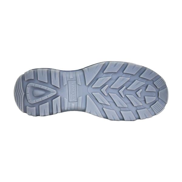 Zapato Borceguí con Casco de Composite Dieléctrico Armada Café 5016 - 2