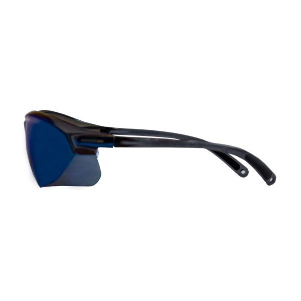 Lente Antiempañante Antirrayaduras Reflectivo con Armazón Transparente Serie A700 Uvex Honeywell Azul A703 … - 1