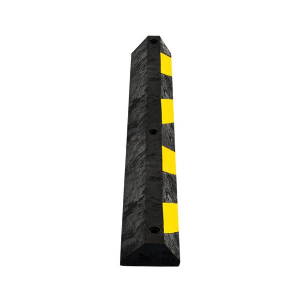 Tope HDPE 100 % Reciclado para Estacionamiento irriDren Negro/Amarillo … 182 cm - 2