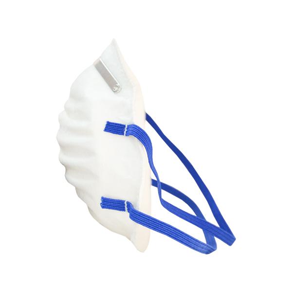 Respirador Desechable para Polvos 02 Sobmex (Pza.) Blanco S11021 … - 1