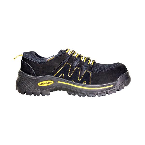 Zapato Tenis con Casco de Policarbonato Dieléctrico X-Port Armada Negro 158 - 0