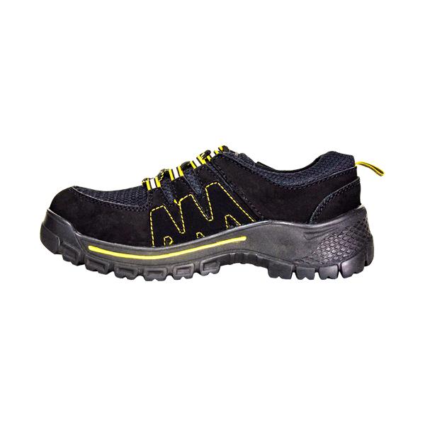 Zapato Tenis con Casco de Policarbonato Dieléctrico X-Port Armada Negro 158 - 1