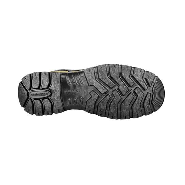 Zapato Tenis con Casco de Policarbonato Dieléctrico X-Port Armada Negro 158 - 2