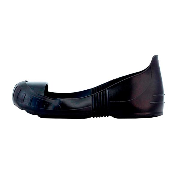 Galocha PVC con Casco de Policarbonato Pro Rubber Negro IGB - 1